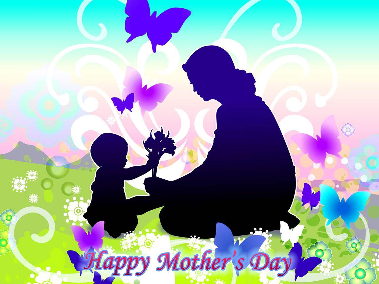 Happy Mother's Day to you, beautiful single mom | Happy mothers ...