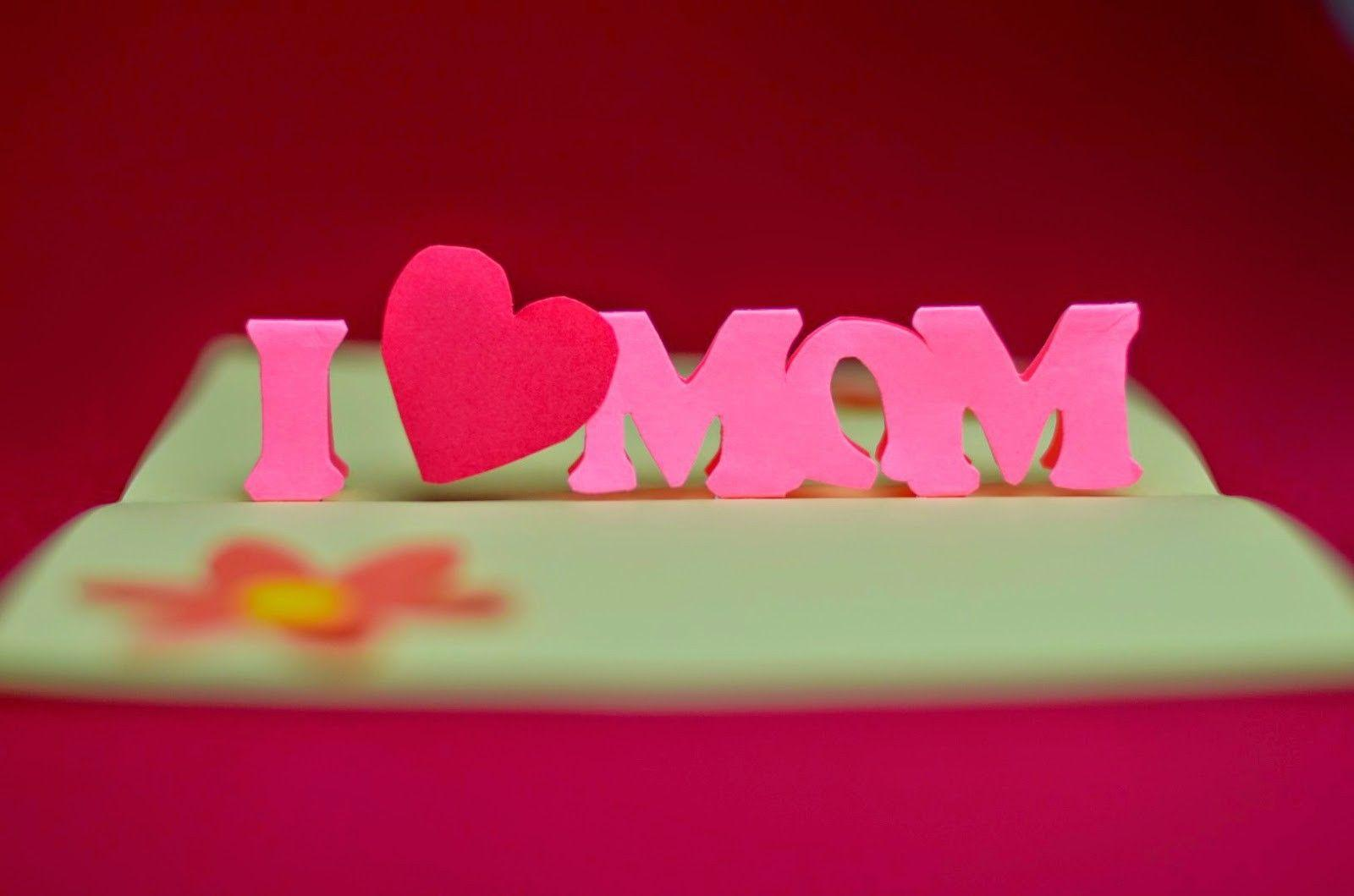 Happy Mothers Day Love Mom Wishes Hd Wallpaper