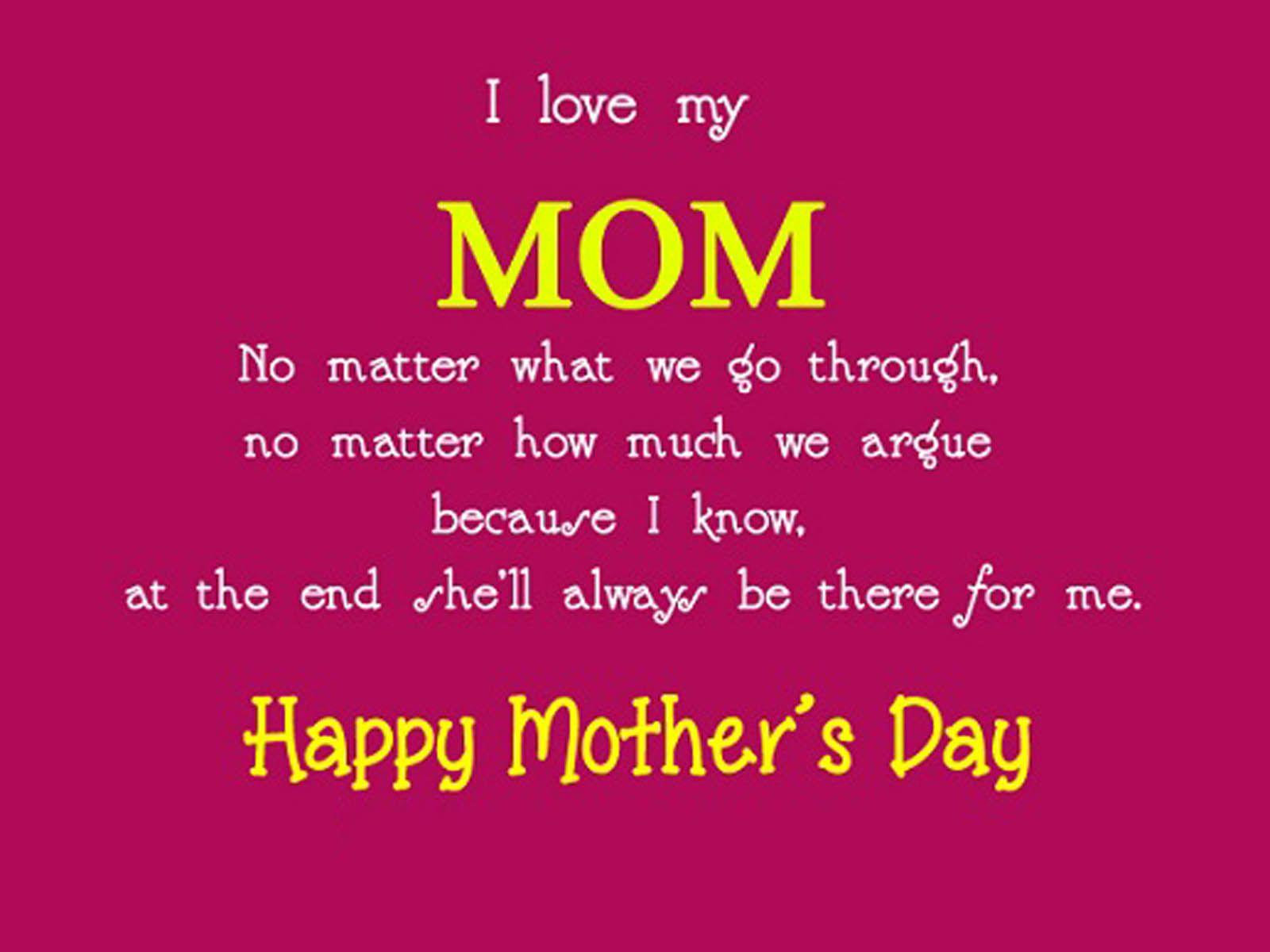 mother's day sayings | Happy Mother's Day Quotes | Mom's | Pinterest