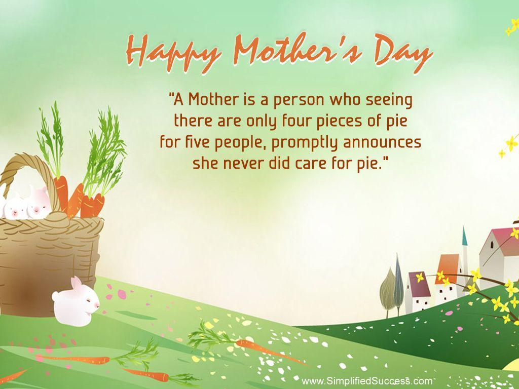 Unique*} Mother's Day Wallpapers 2018 HD Free Download For Desktop ...