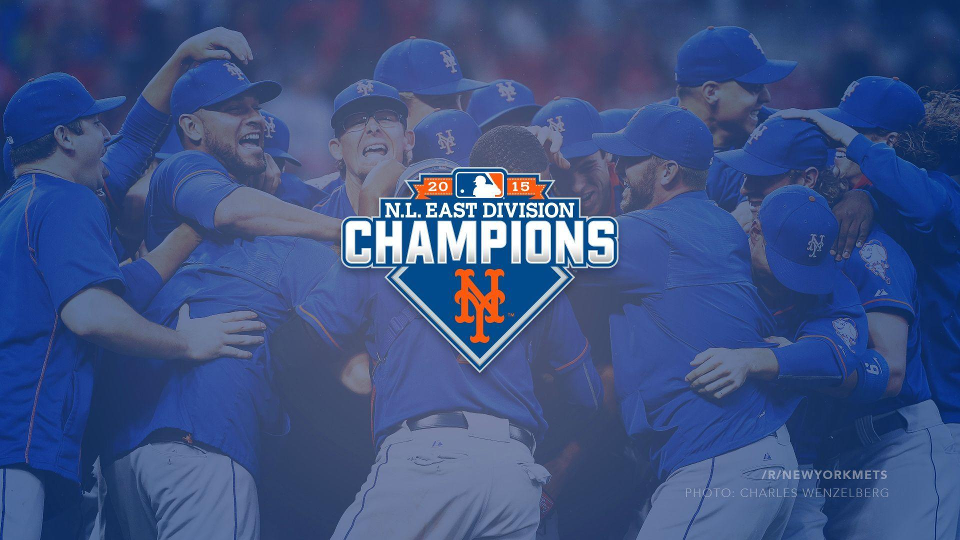New York Mets - 2015 NL East Champs Wallpaper : NewYorkMets
