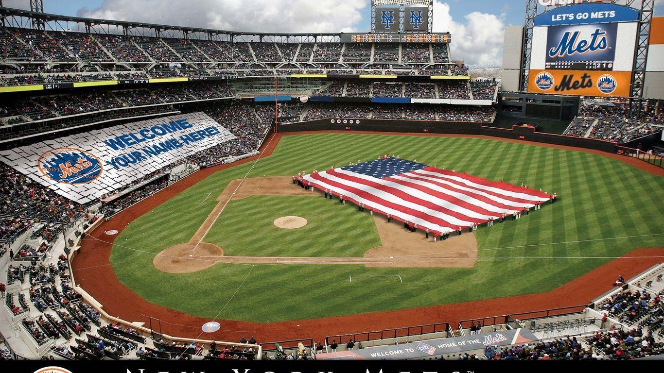 1366x768 New York Mets, Stadium, New York Mets Baseball Stadium ...