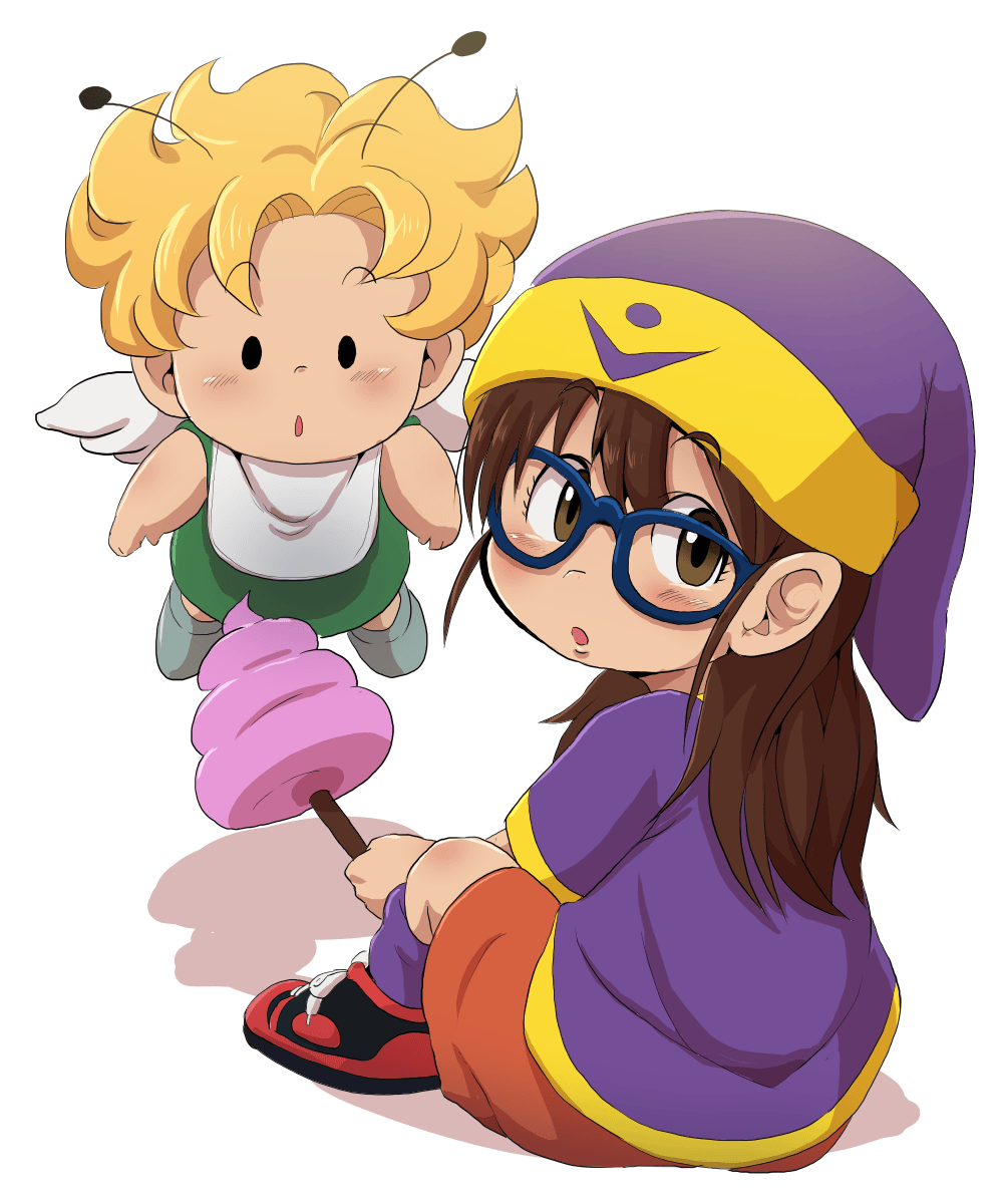 Arale Norimaki Wallpapers