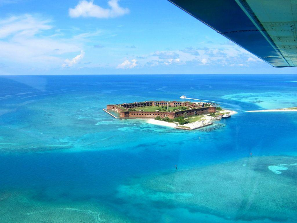 fort jefferson / dry tortugas