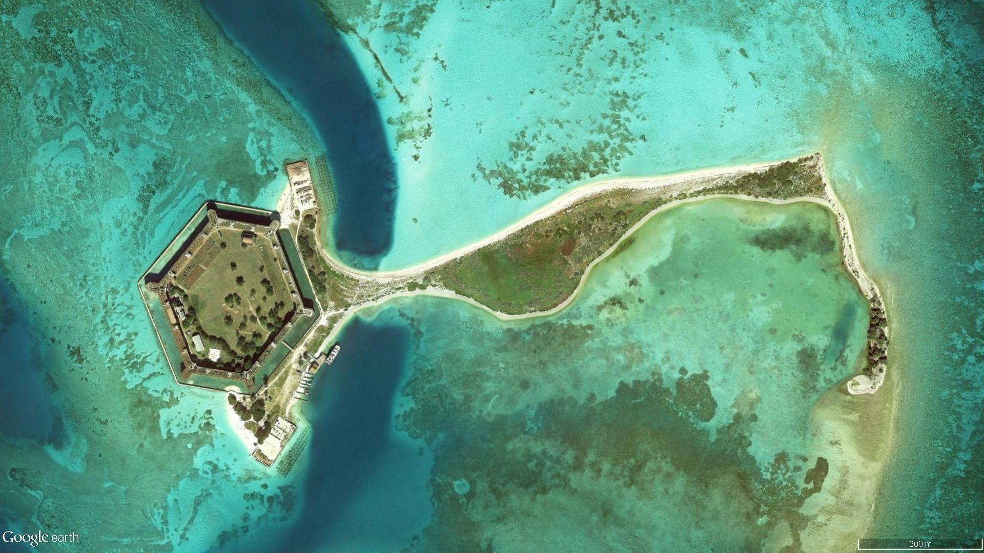 Photos: 23 Cuban Immigrants Achieve 'Dry Foot' in Dry Tortugas