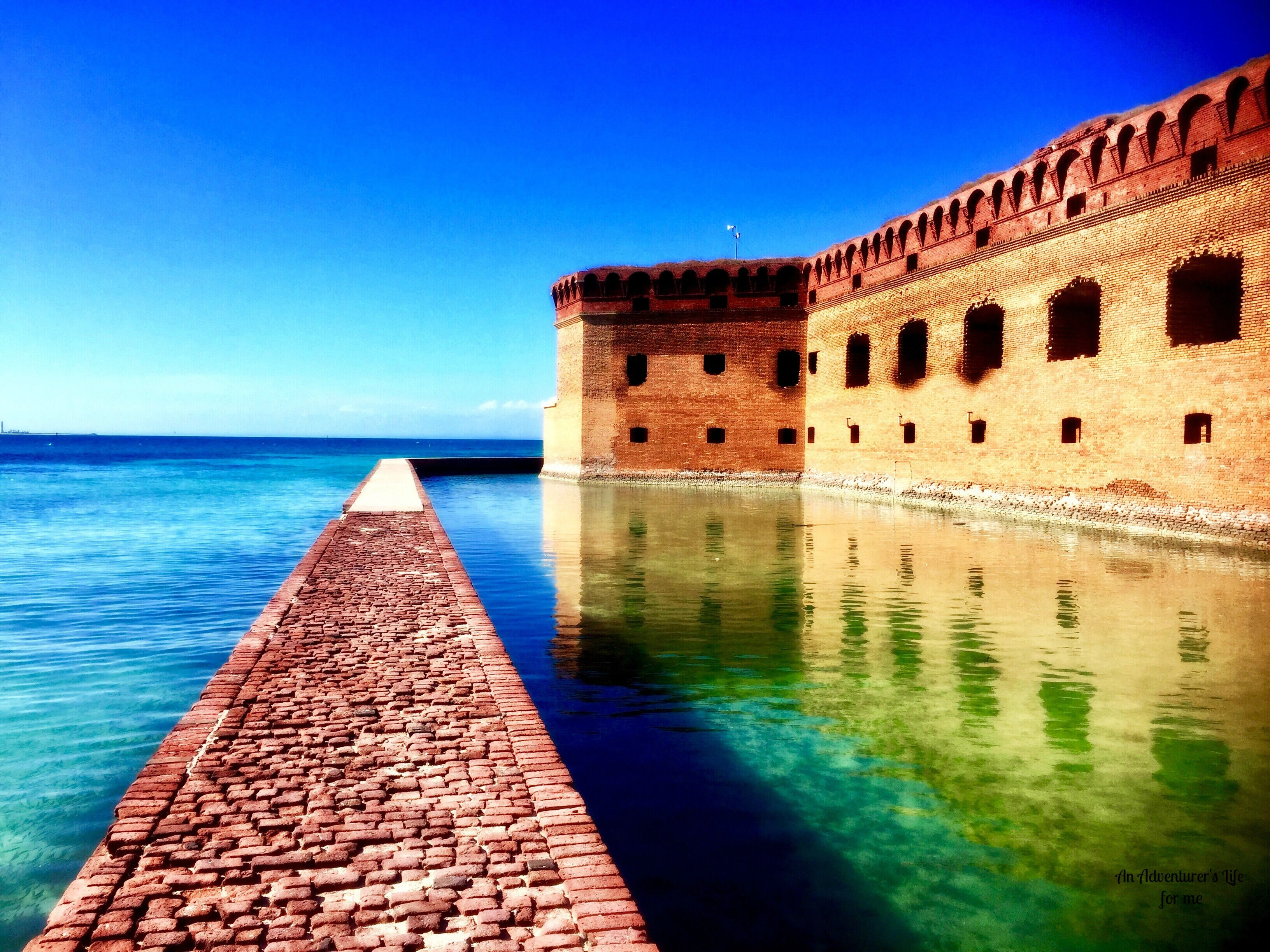 Exploring Dry Tortugas National Park
