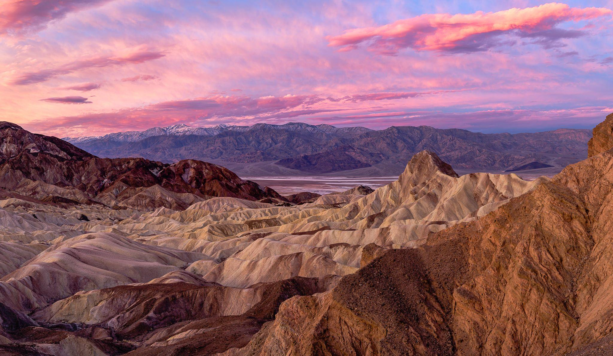 What to Photograph in Death Valley