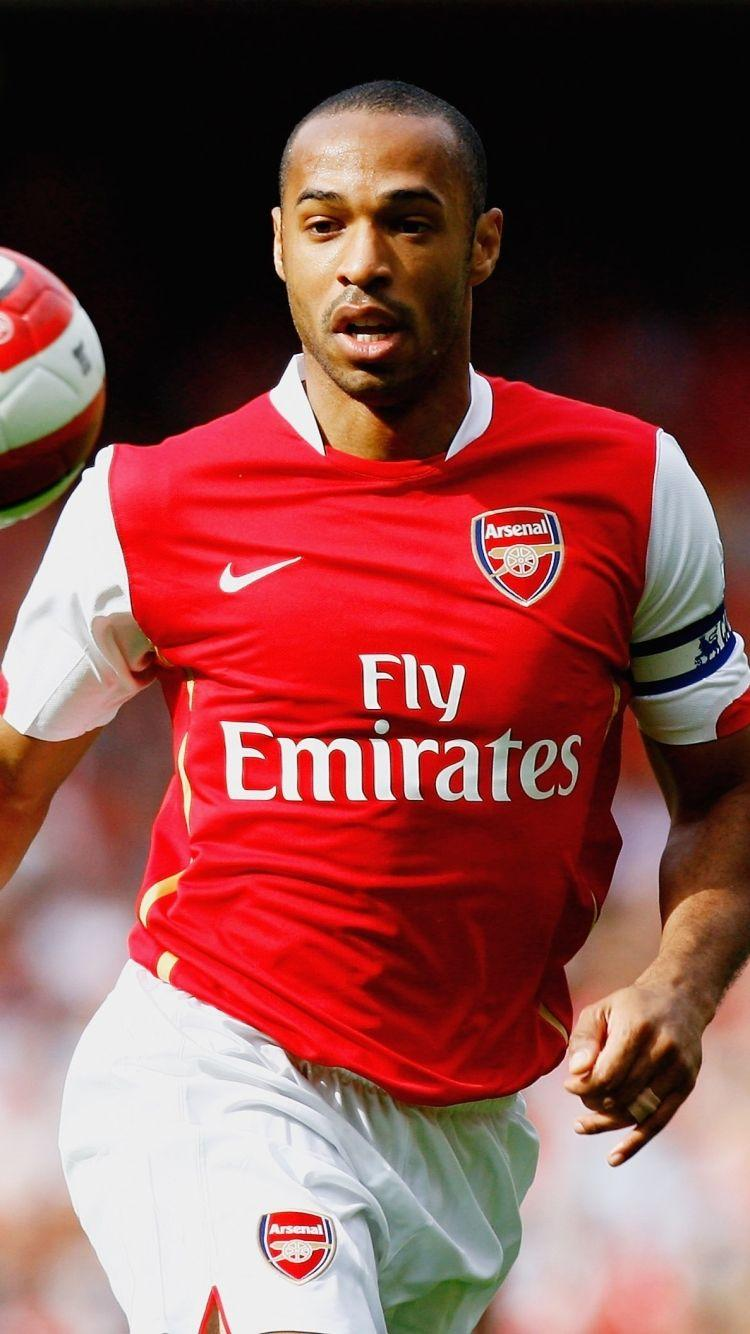 Thierry Henry Wallpapers Wallpaper Cave