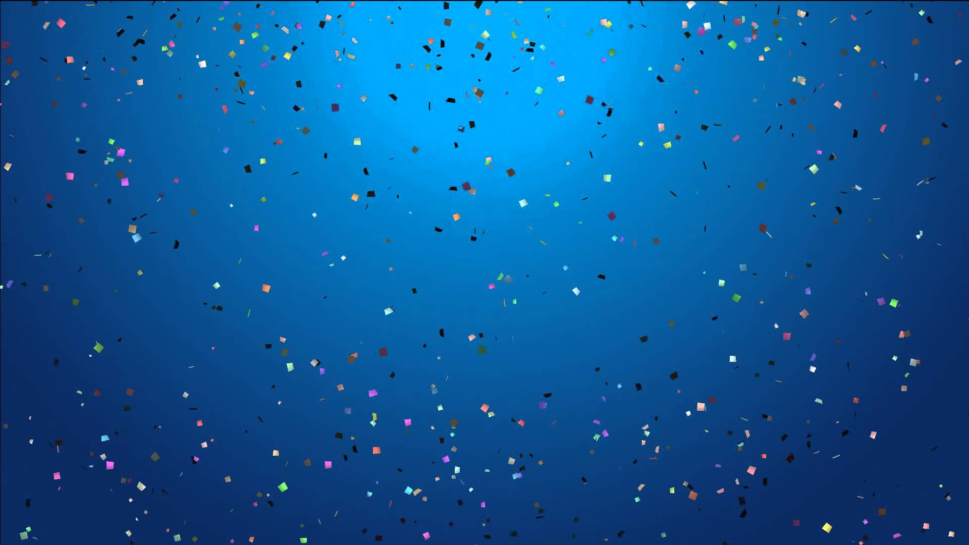 Video backgrounds for Birthday