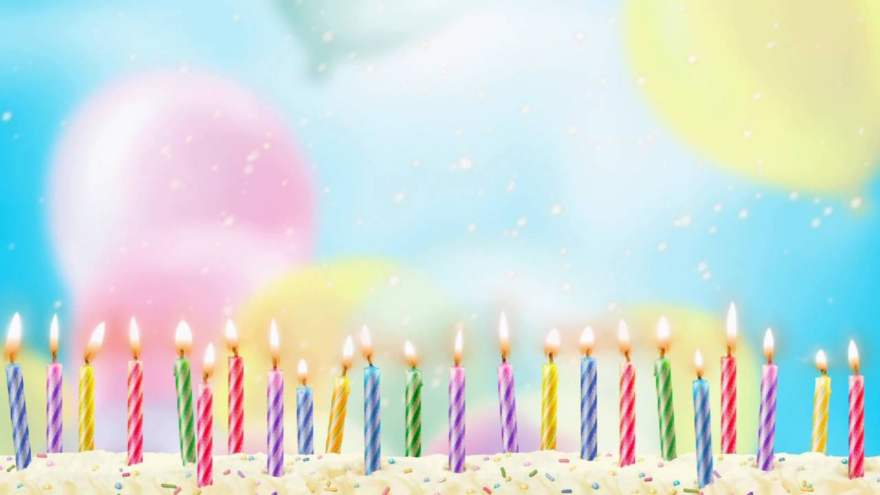 Hd Birthday Backgrounds Wallpaper Cave