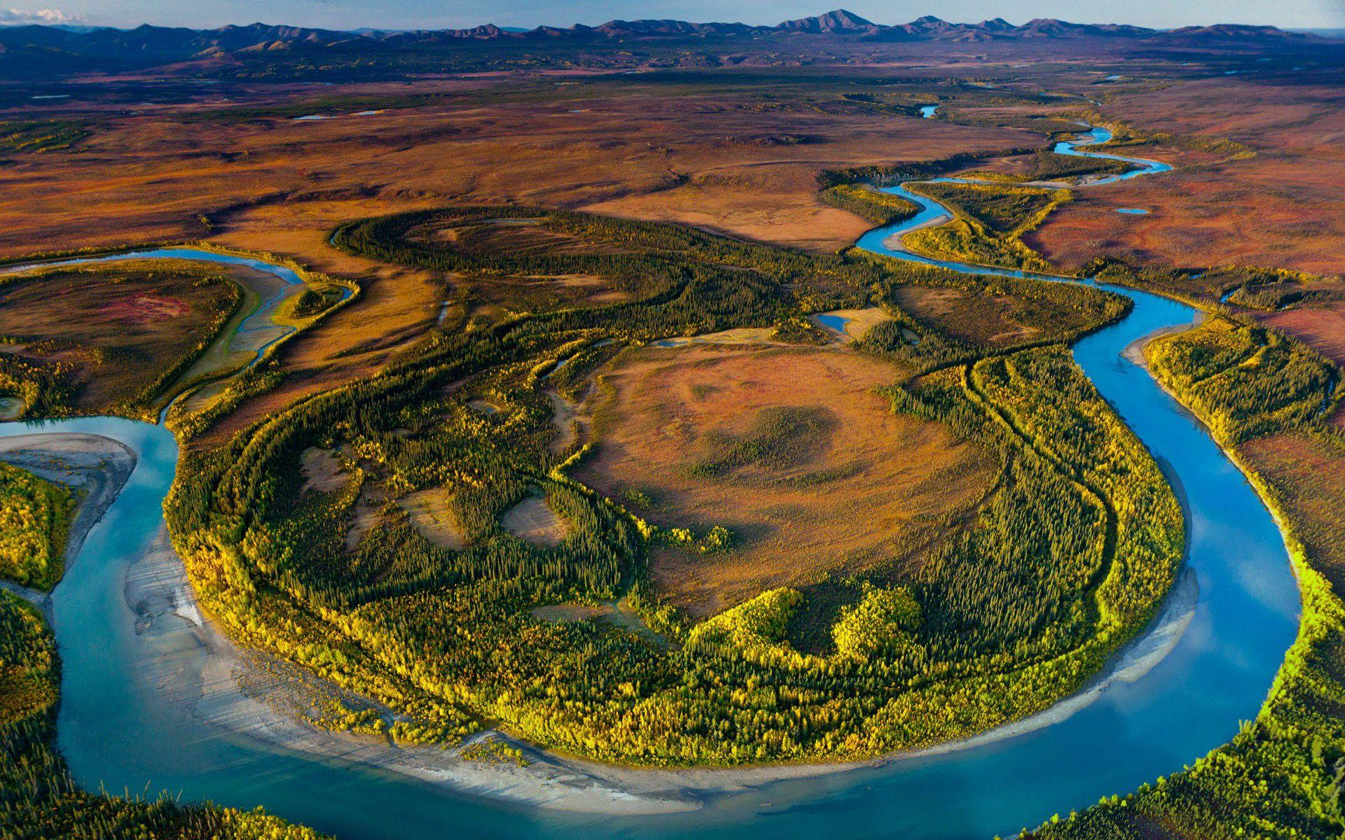 Gates Of The Arctic National Park And Preserve, Alaska