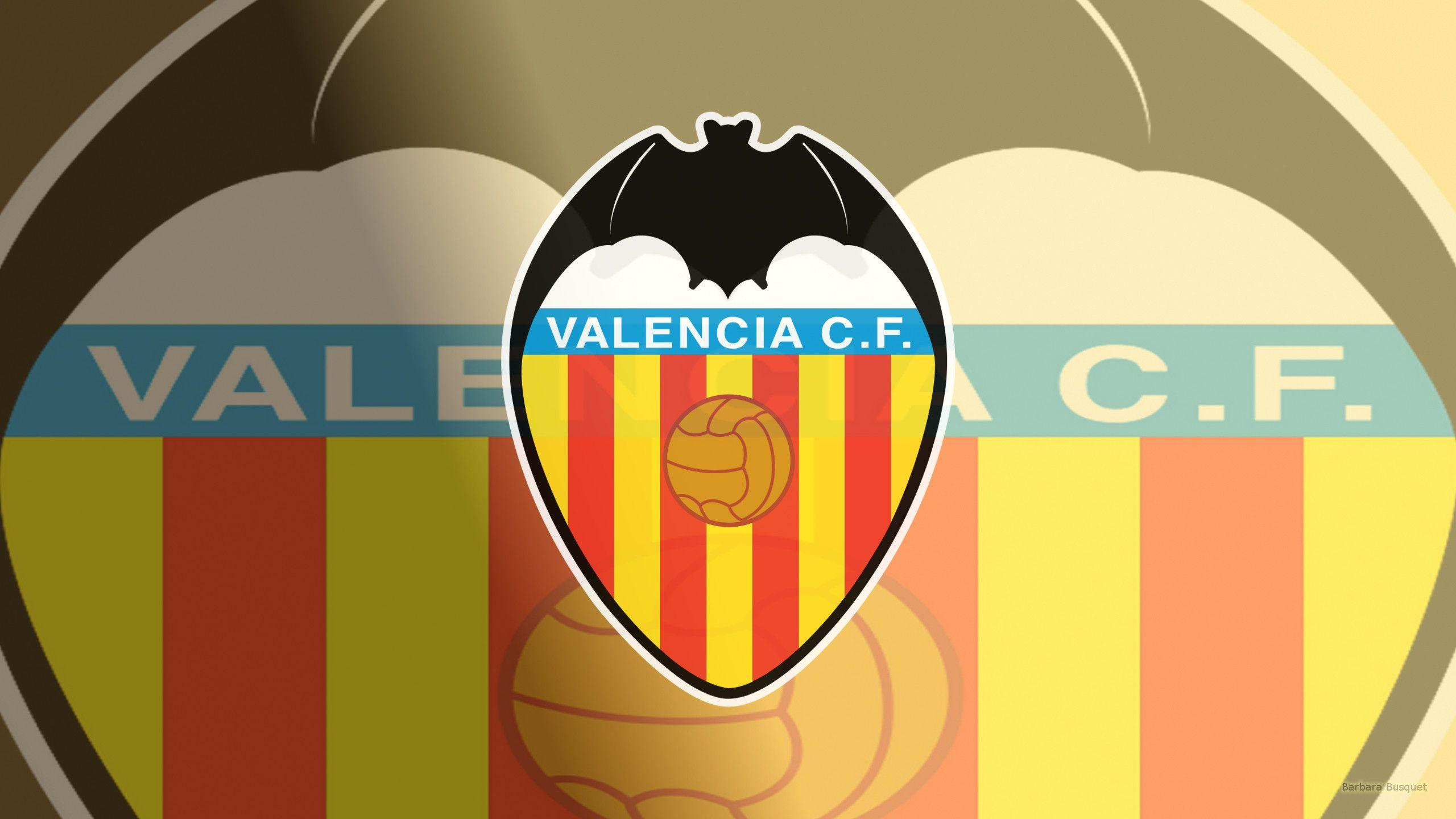 Valencia CF logo wallpapers - Barbaras HD Wallpapers