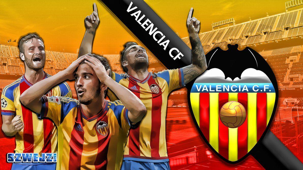 Valencia CF Wallpaper by szwejzi on DeviantArt