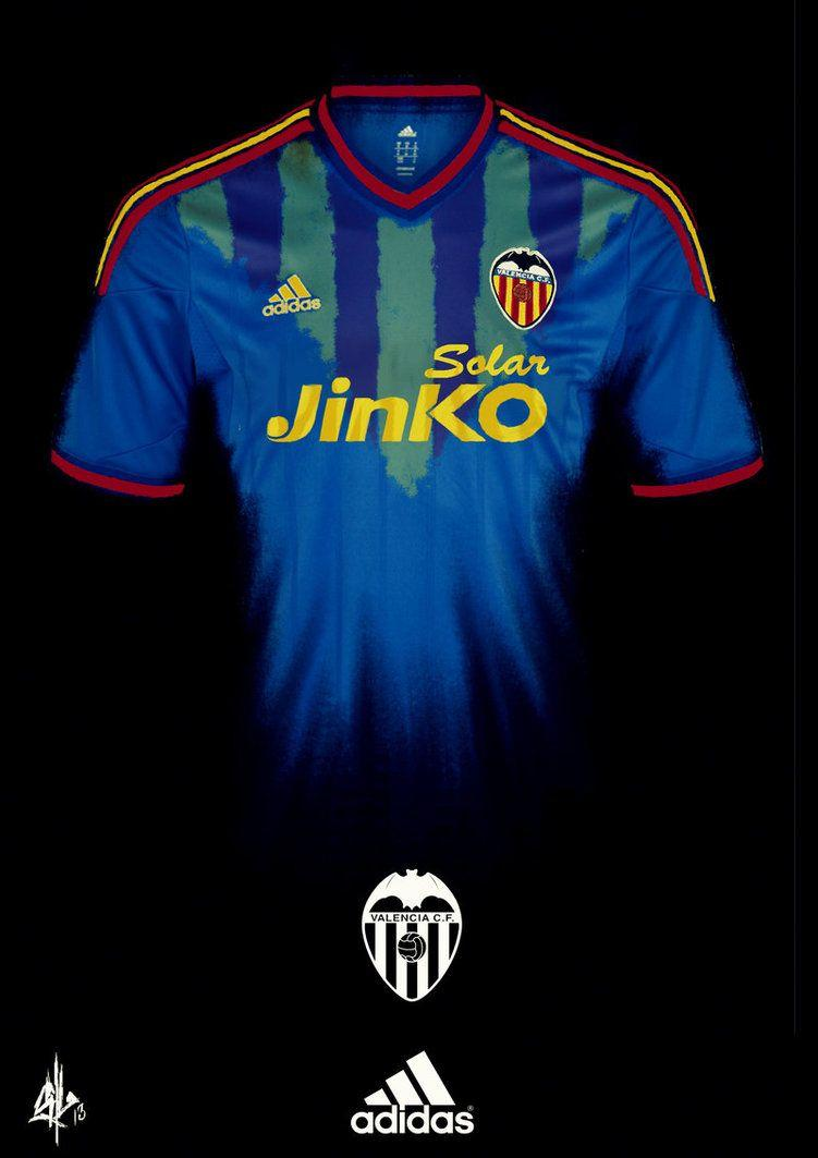 Fantasy Kit Adidas Valencia CF by Sertilus on DeviantArt