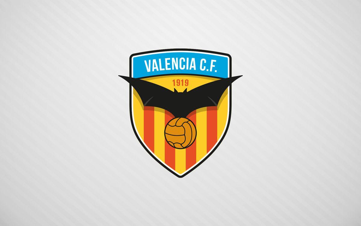 Valencia FC -Rebrand- on Behance