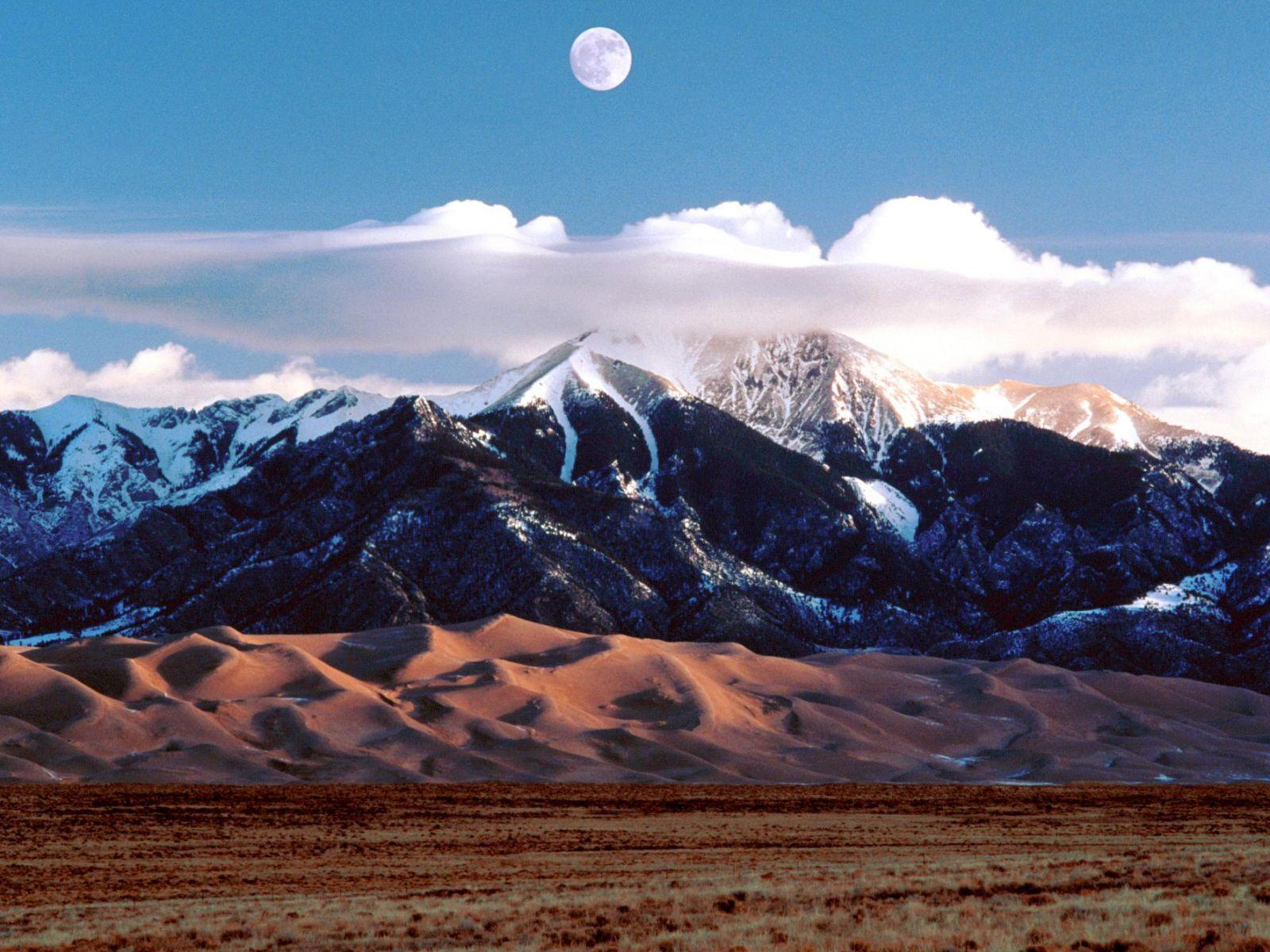 Nature: The Great Sand Dunes National Park & Preserve Colorado