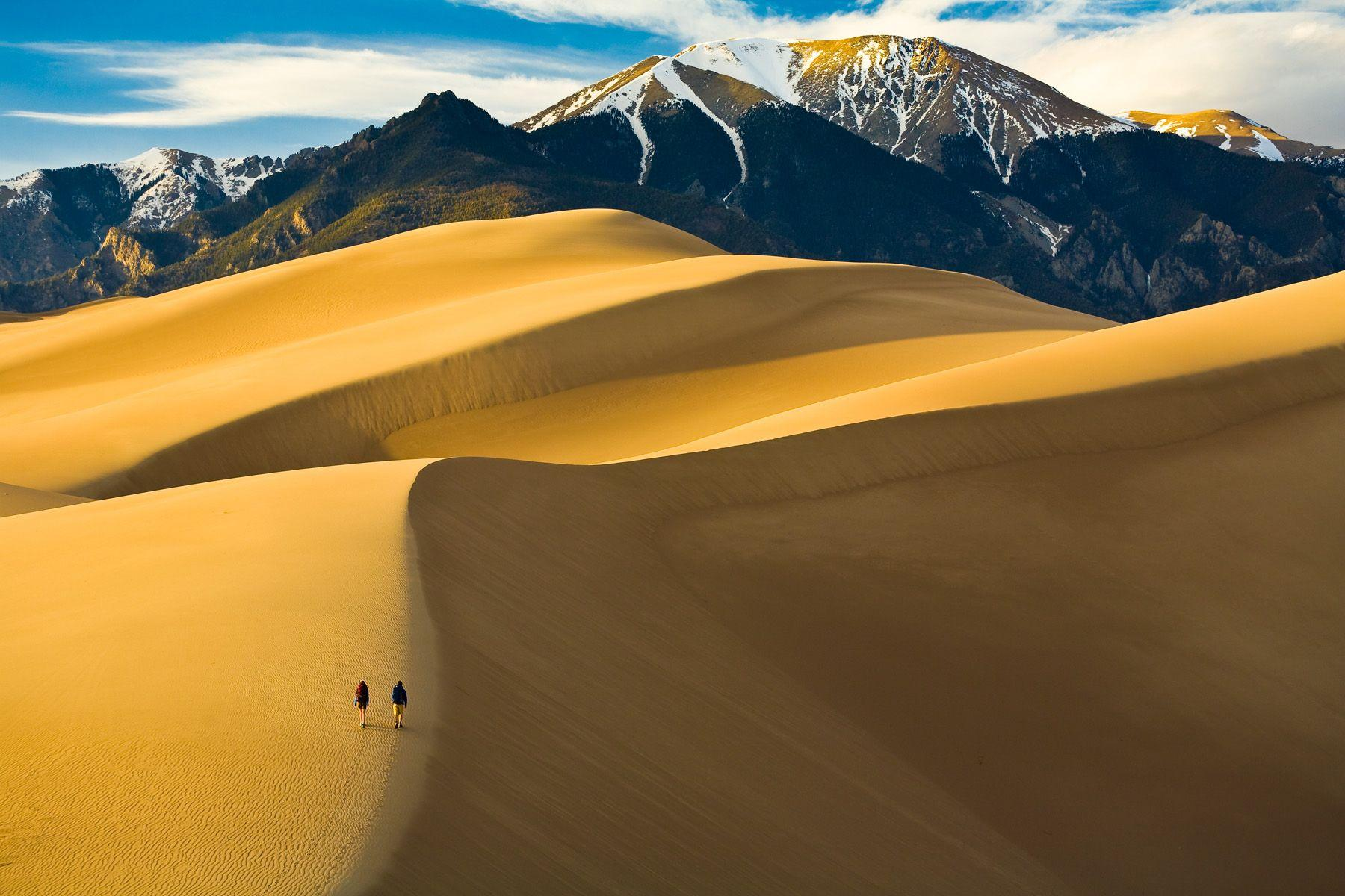 Michael Deyoung: Great Sand Dunes National Park