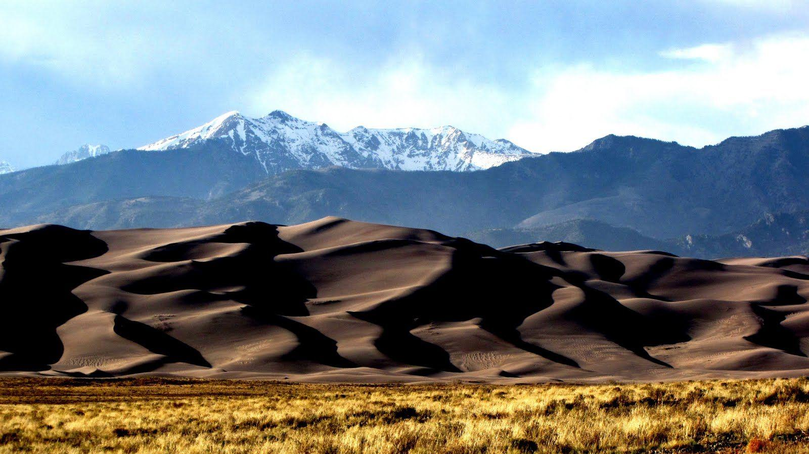 1600x898px » Great Sand Dunes National Park Wallpapers