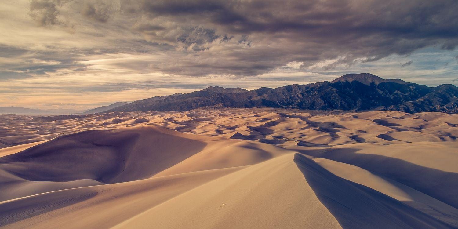 06.13.15 Great Sand Dunes National Park HD Backgrounds for PC