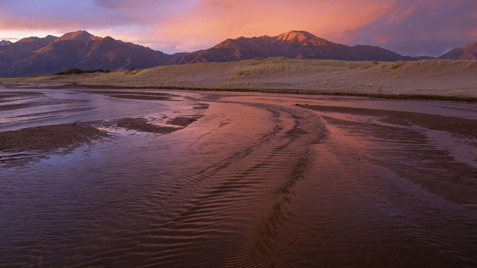 HD Great Sand Dunes National Park Wallpapers and Photos