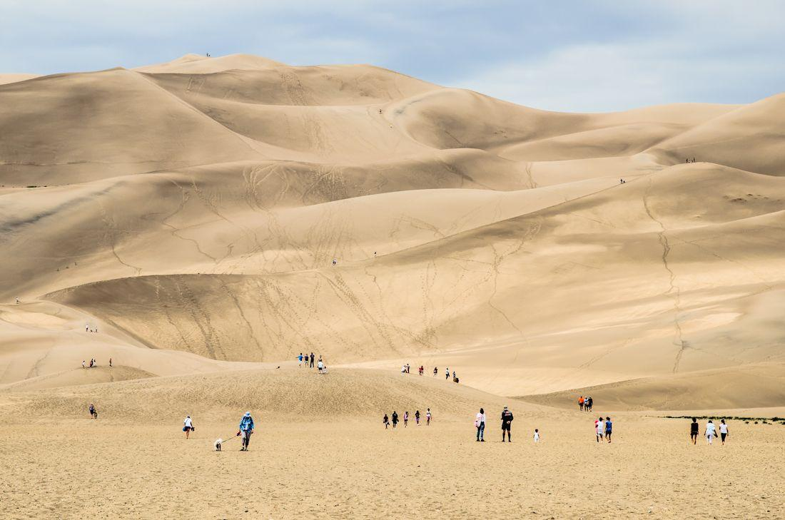 1100x729px » Great Sand Dunes National Park Wallpapers