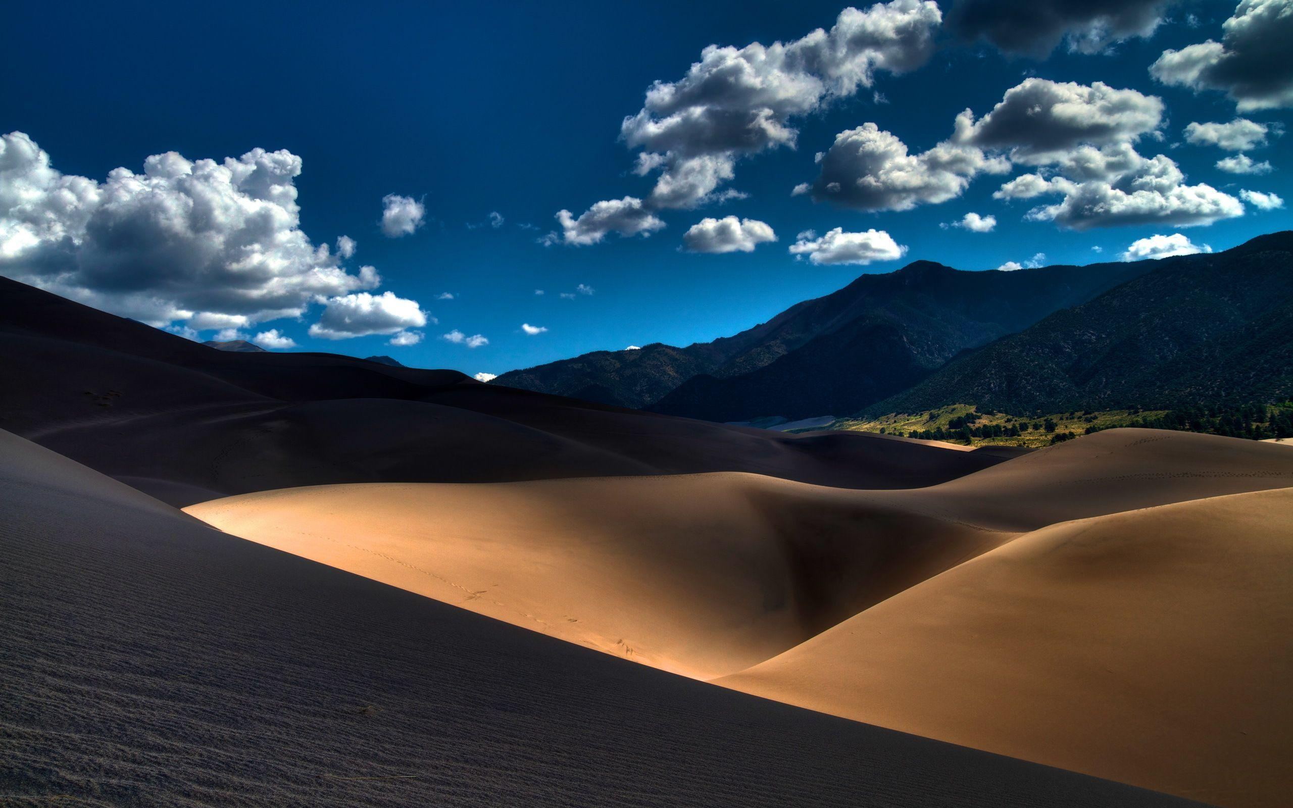 Wallpapers Great Sand Dunes National Park, Preserve, Nature,