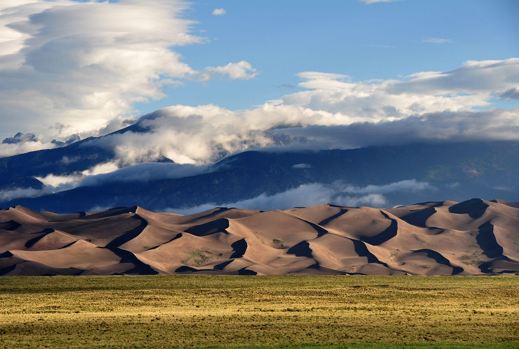 Pure grit called for in Great Sand Dunes National Park