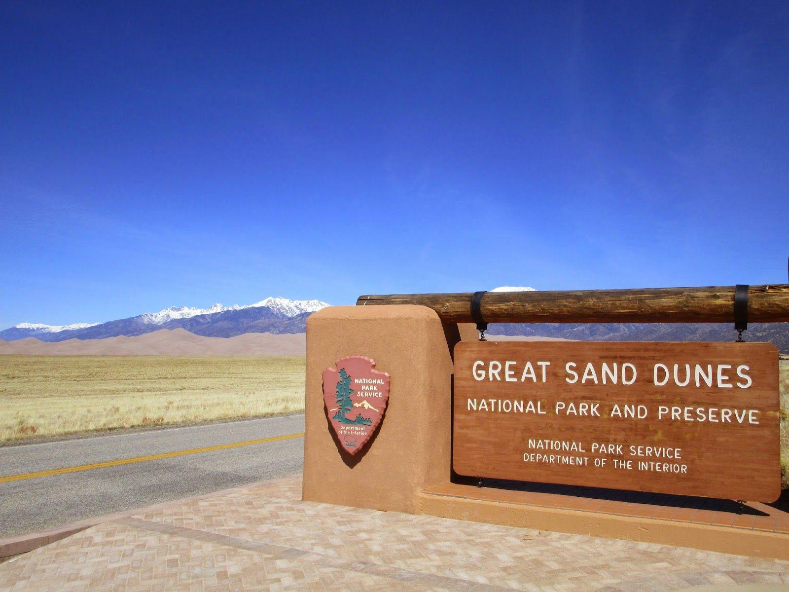 Great Sand Dunes National Park, CO ~ Robby Around The World