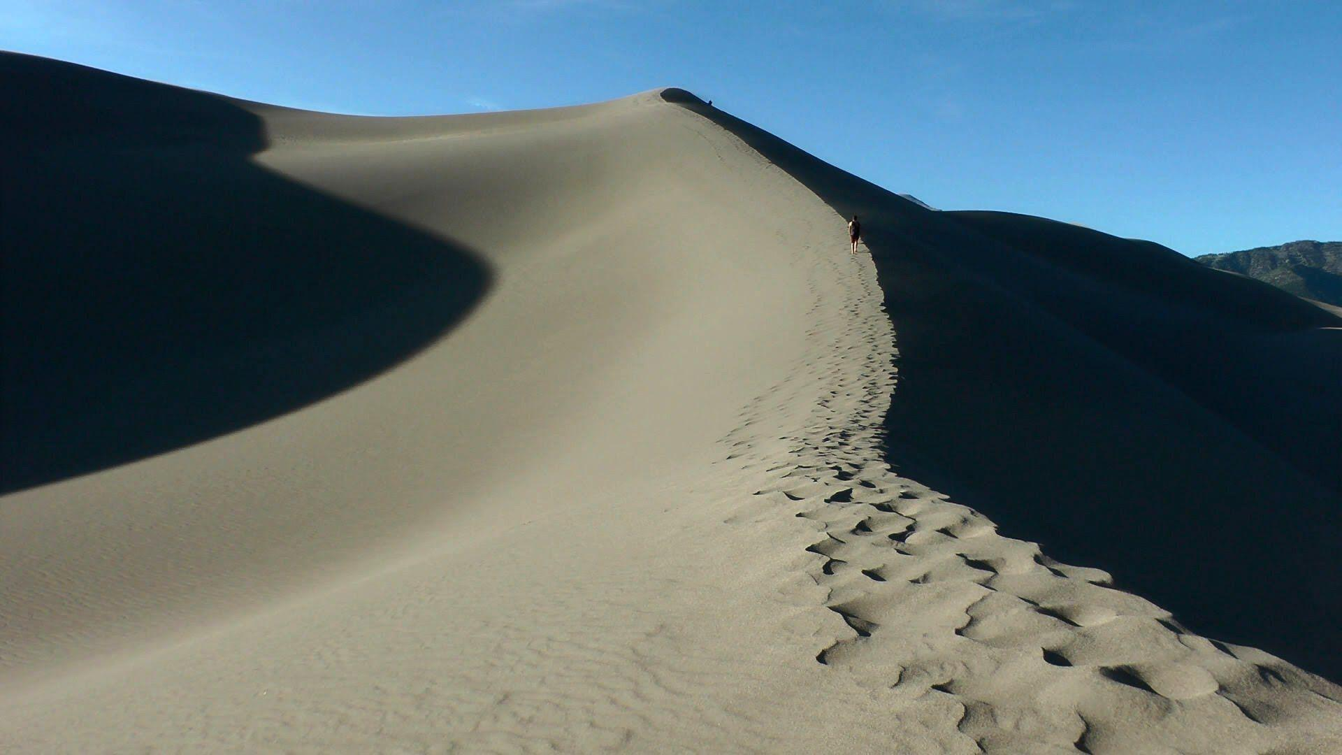 Great Sand Dunes National Park, Colorado, USA in HD