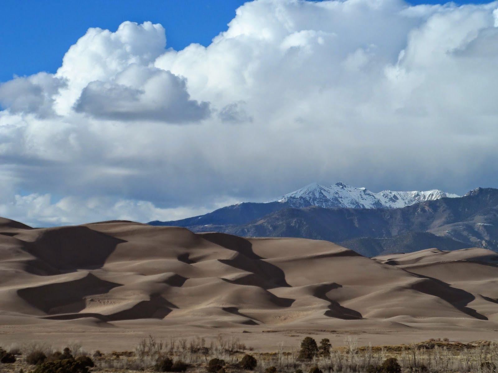 A Simple Catholic: Great Sand Dunes National Park and Preserve