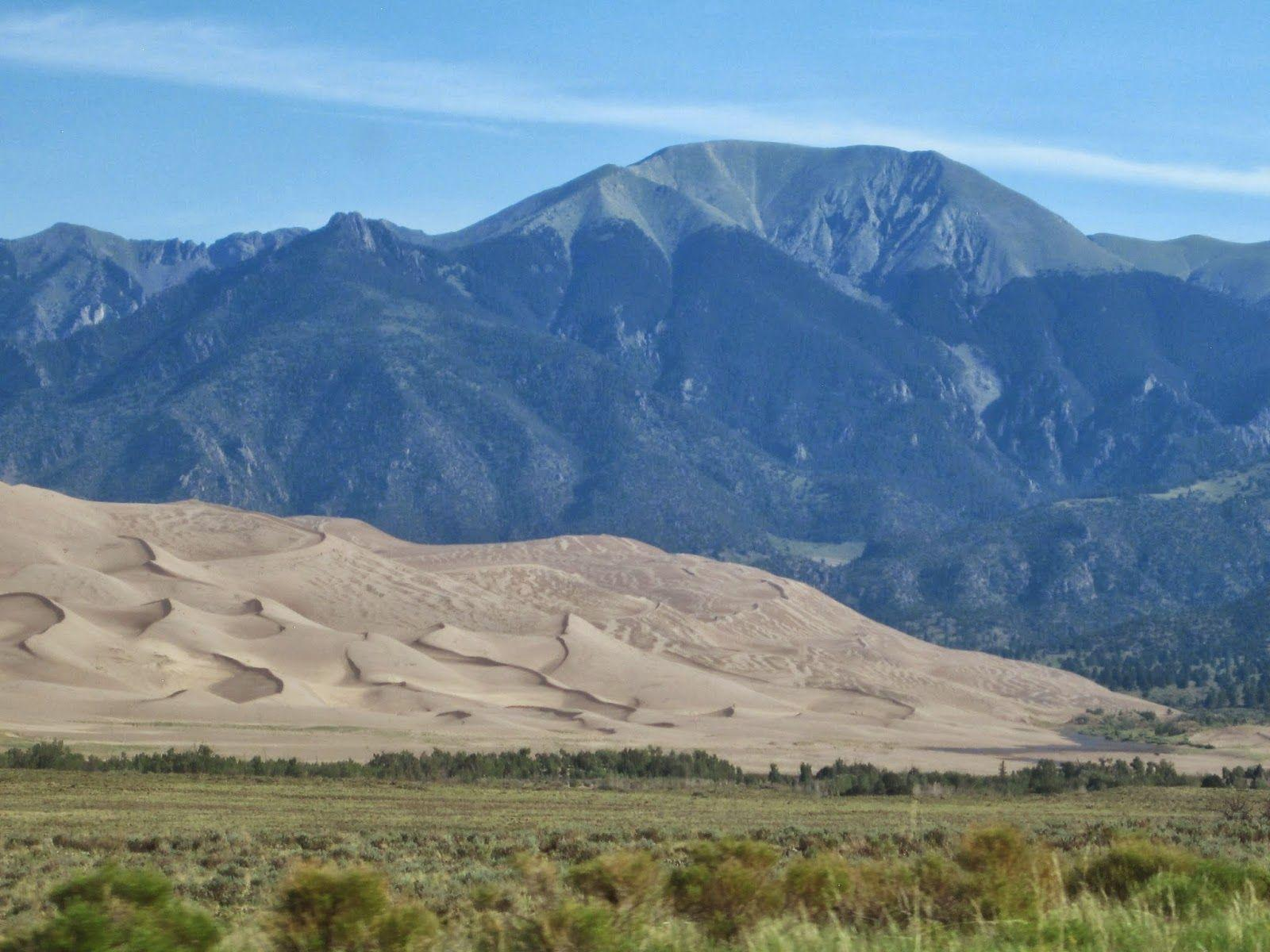 Little House In Colorado: Great Sand Dunes National Park