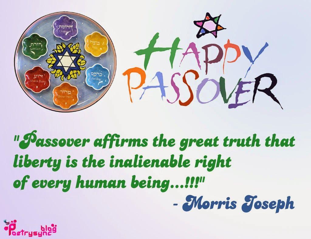 Happy First Day of Passover Quotes Image Passover affirms the