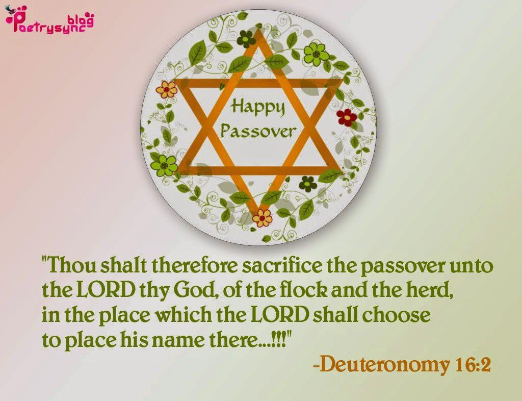 Passover SMS, Wishes, Quotes and Messages
