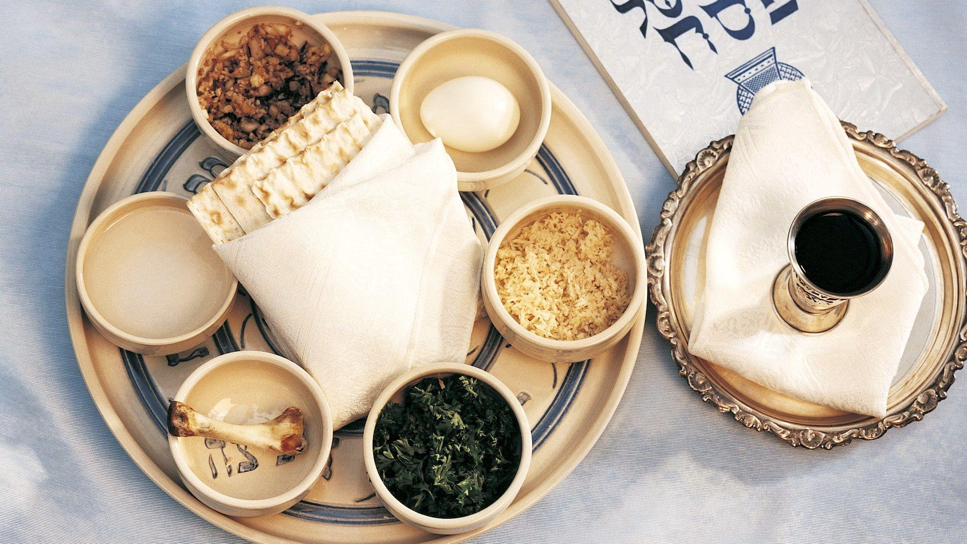 Here's the Meaning Behind the Passover Seder Plate