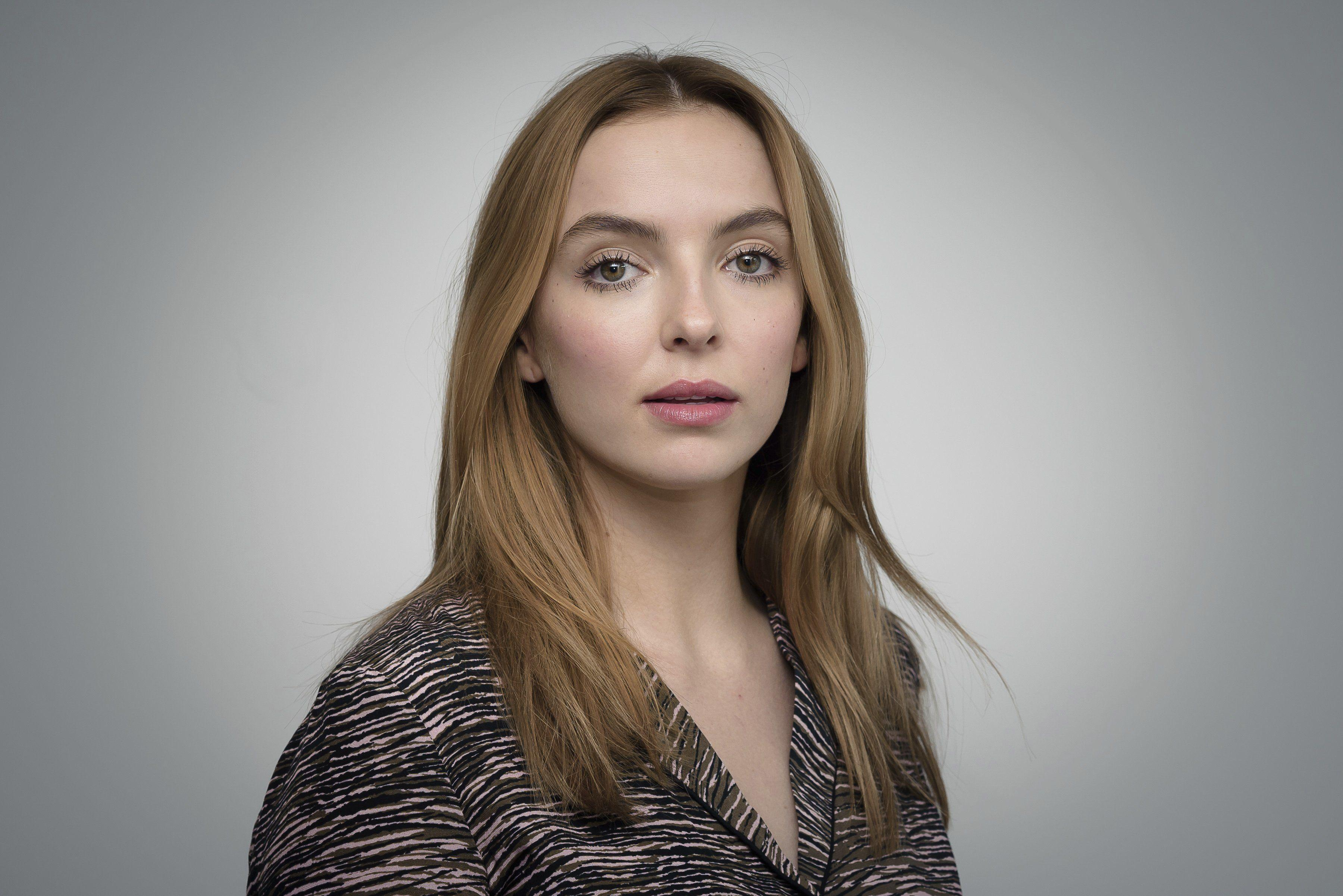 Jodie Comer Killing Eve Actress, HD 4K Wallpaper