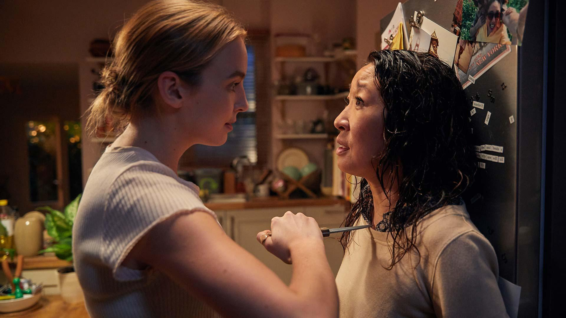 Watch the Trailer for BBC America Original Series 'Killing Eve ...