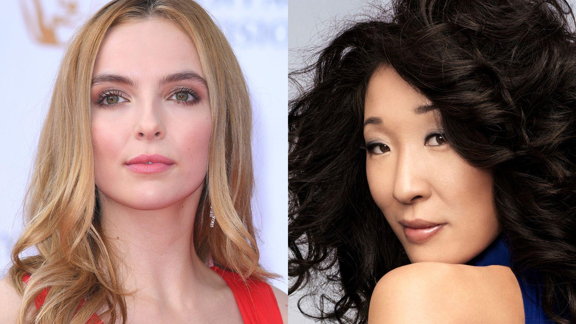 BBC America's New Thriller 'Killing Eve' Starts Filming in Europe ...