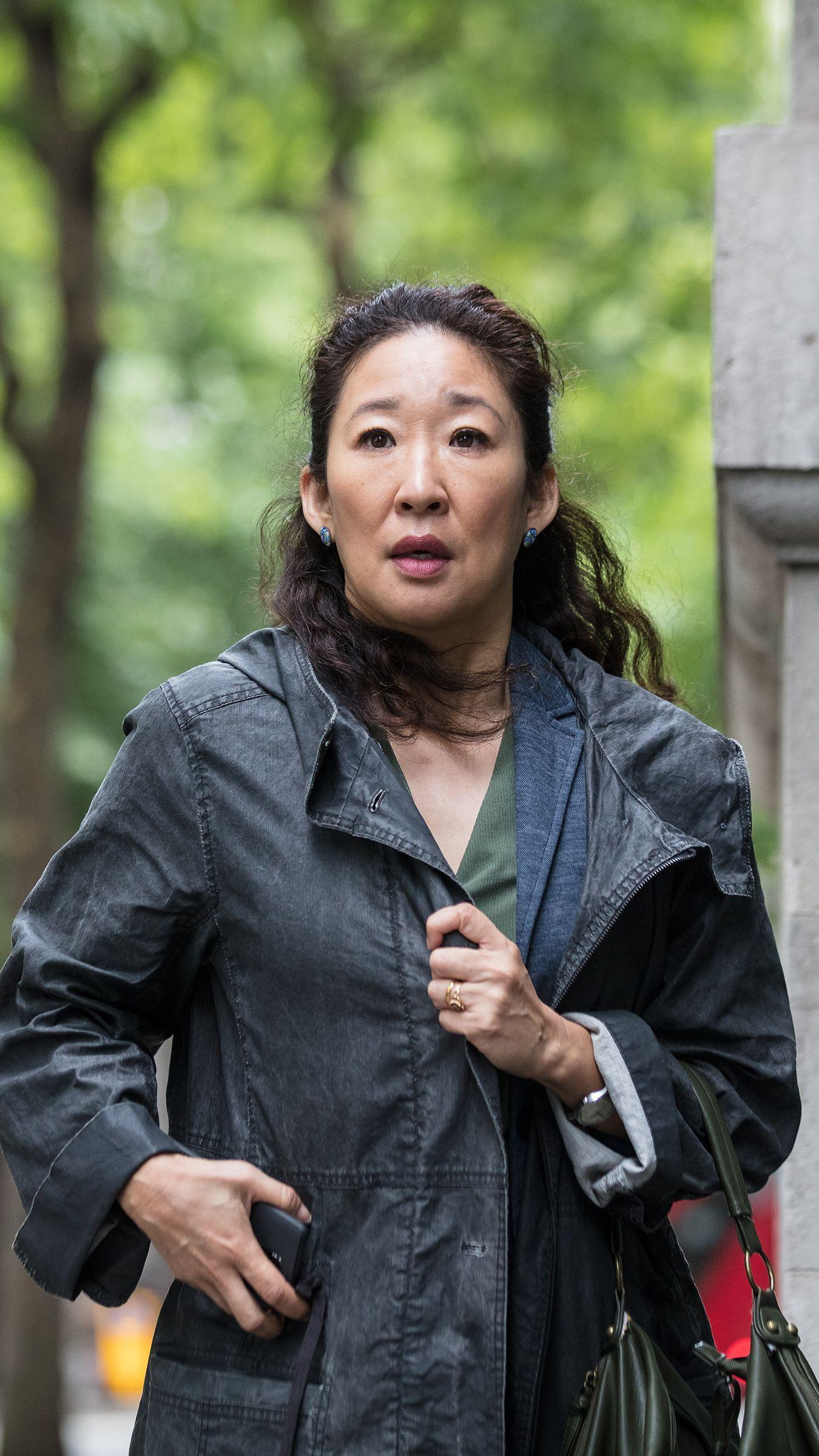 Female Assassin BBCA Drama Killing Eve Is Best New Show