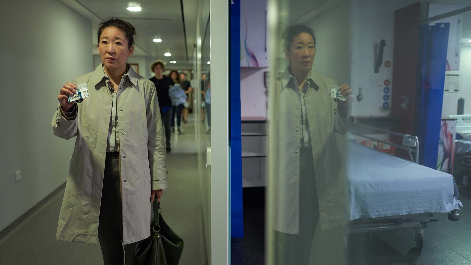 Nice Face | Killing Eve | BBC America