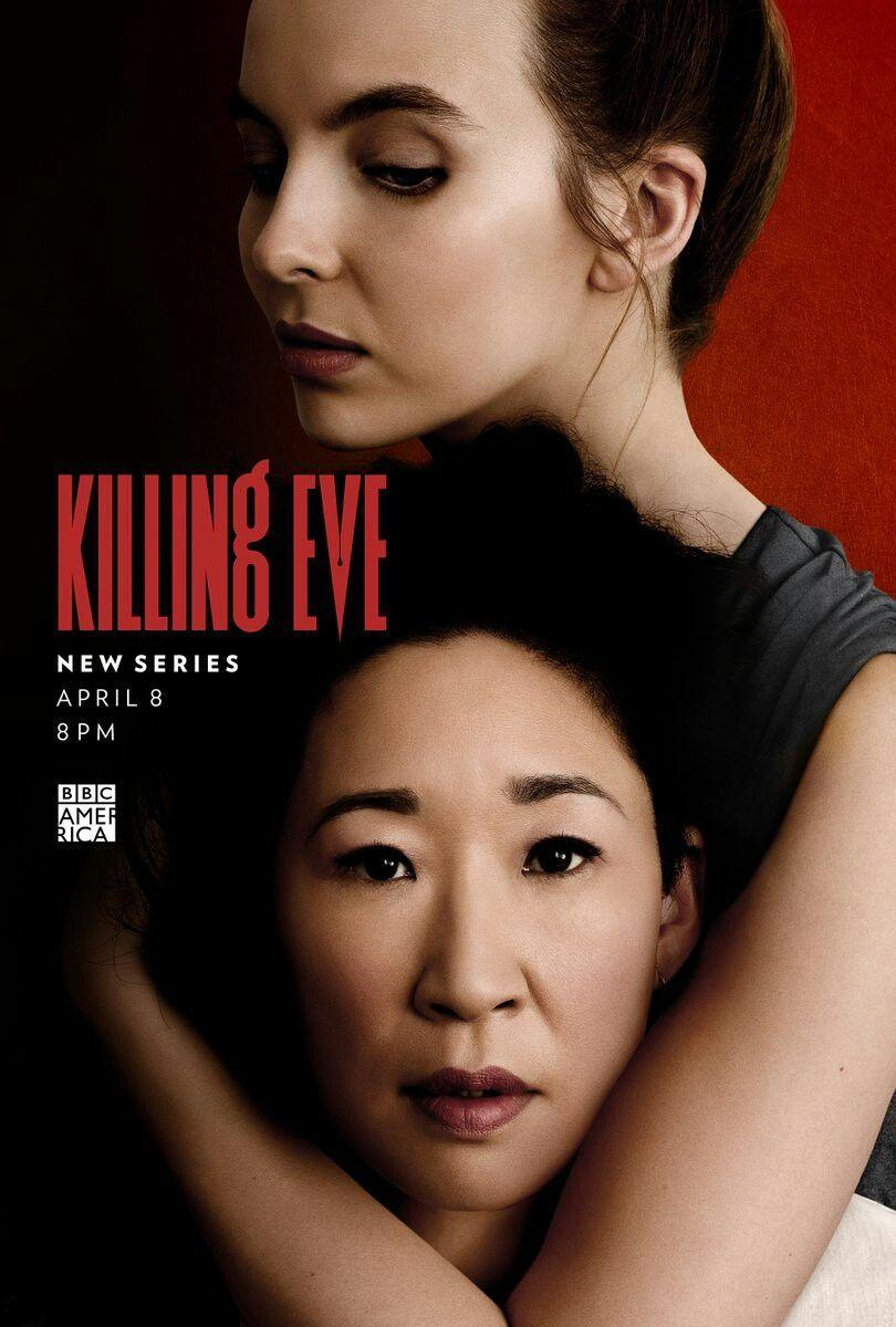 Killing Eve | Television favorites | Pinterest