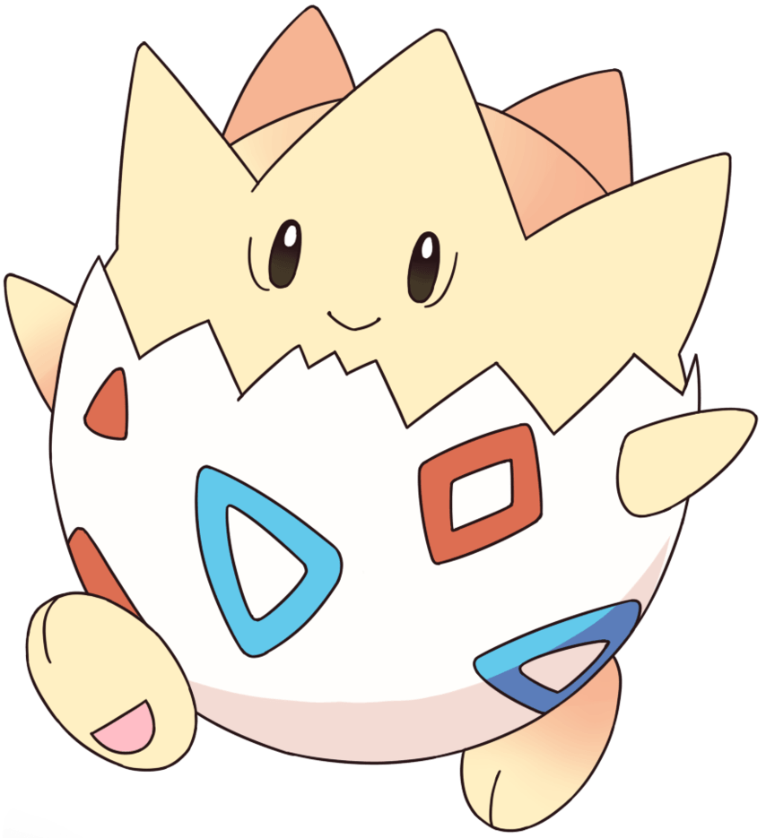 Togepi by Crystal-Ribbon on DeviantArt