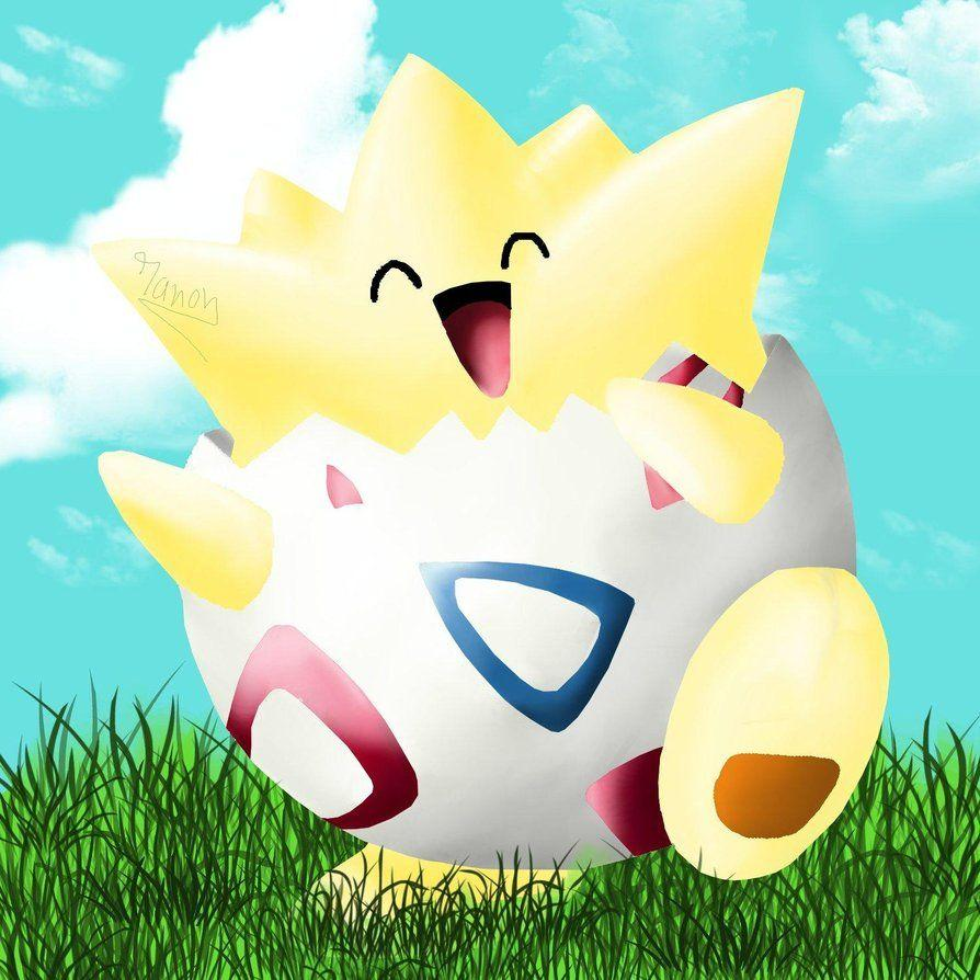 togepi by noonir on DeviantArt