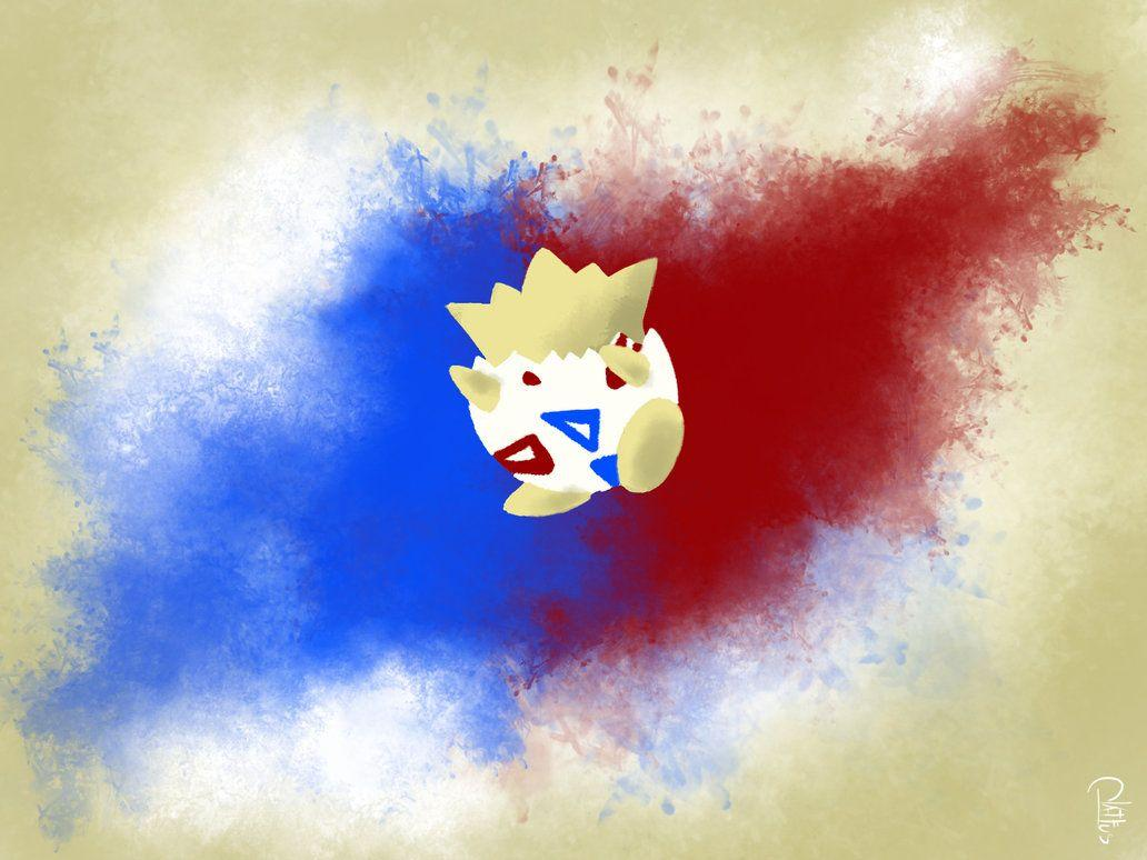 Togepi Wallpaper by platfus123 on DeviantArt
