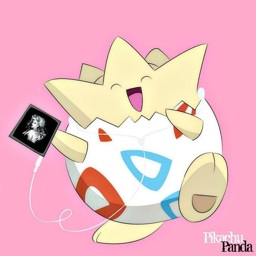 Togepi was Born This Way by PikachuPanda on DeviantArt