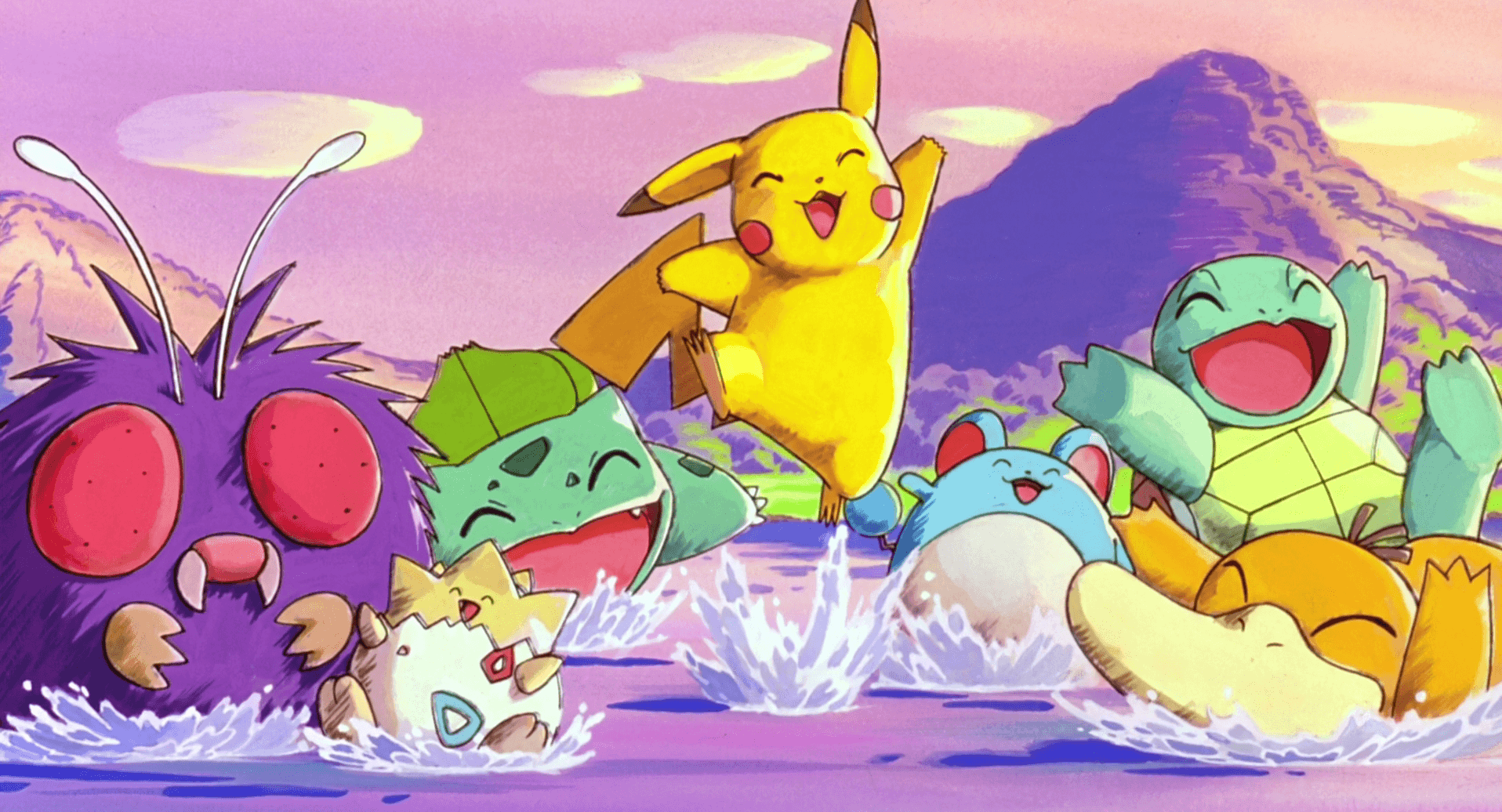 Pokémon Wallpaper and Background Image | 1916x1036 | ID:662149