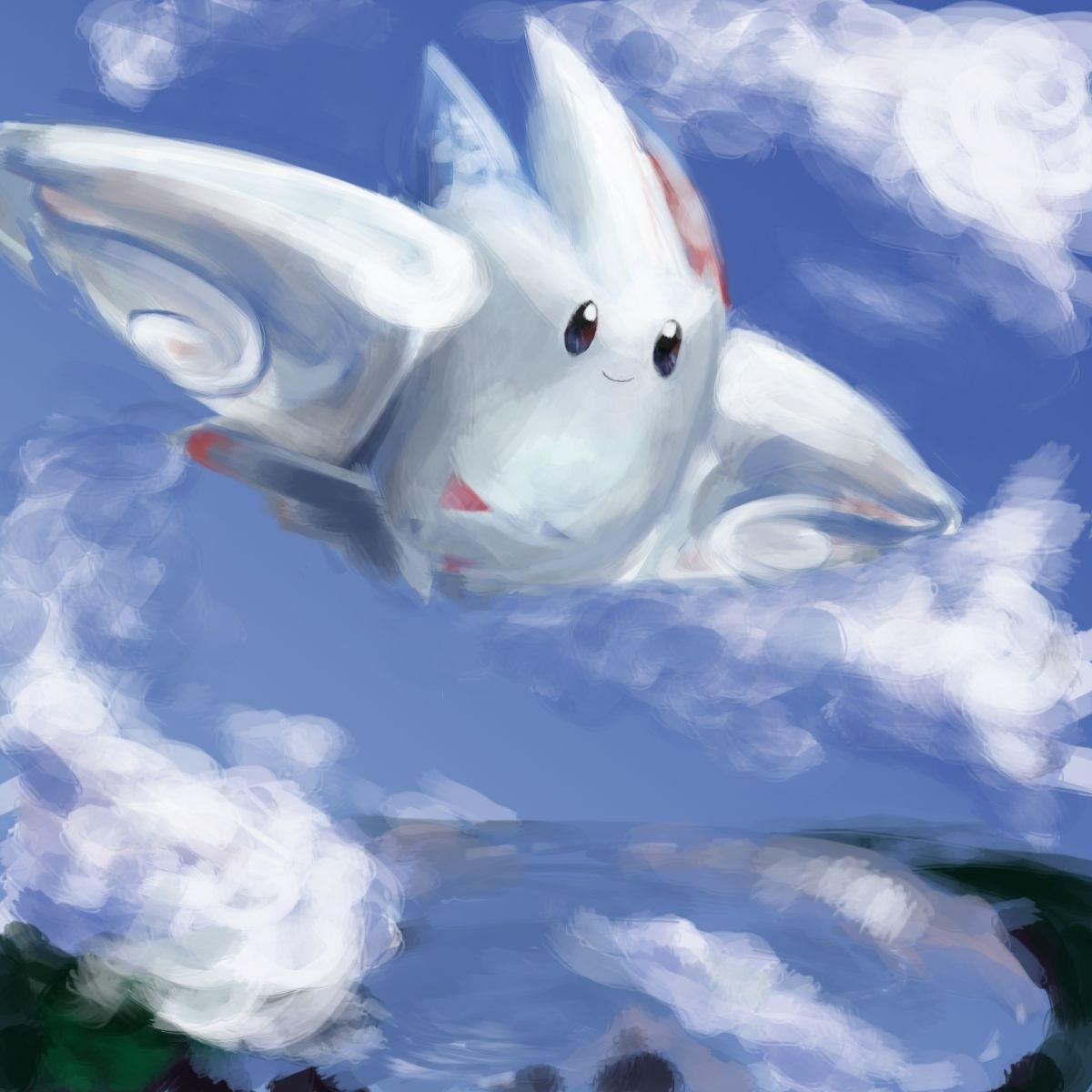 Togepi images Togekiss HD wallpaper and background photos (10404745)