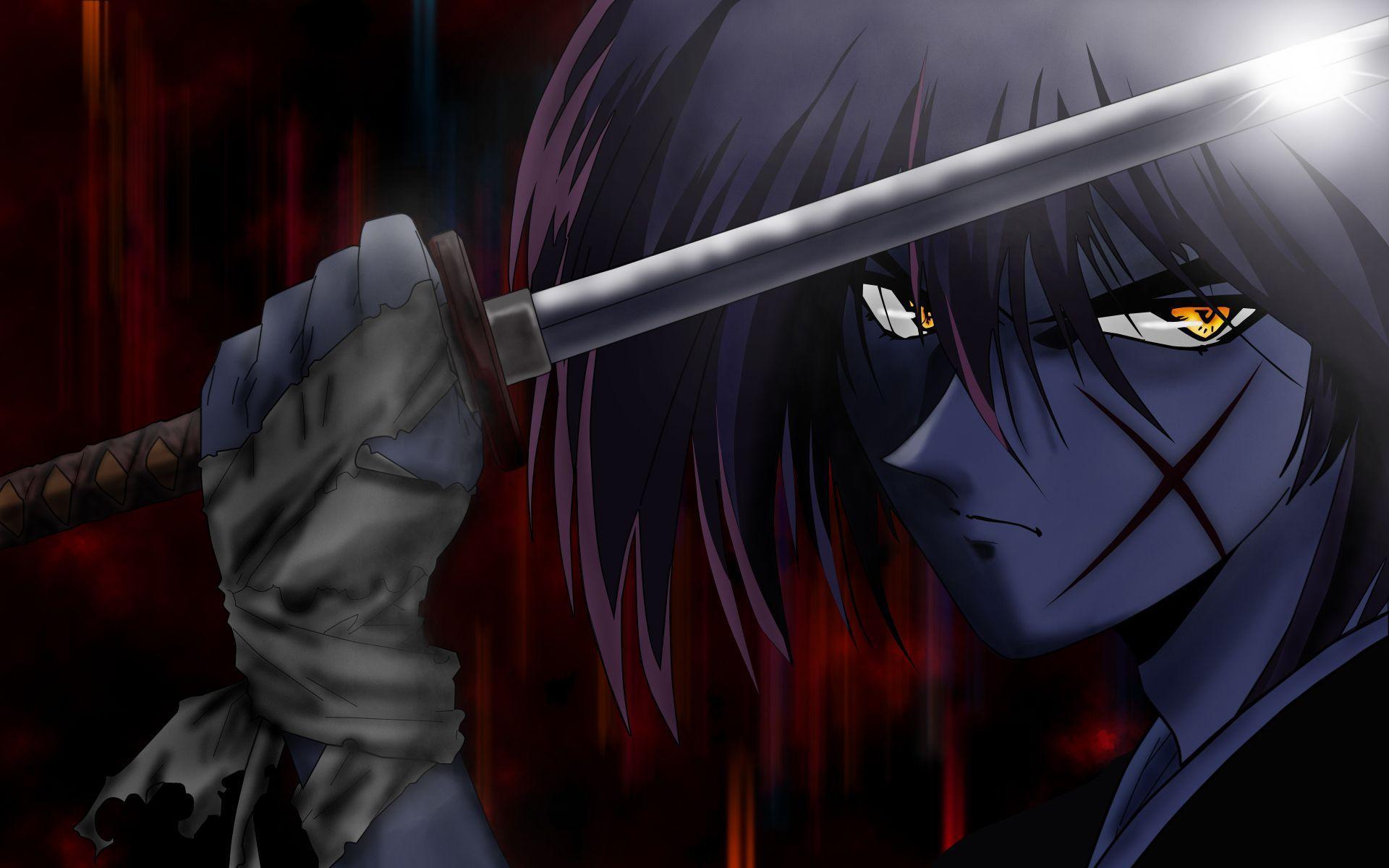 Kenshin Himura Wallpapers HD - Wallpaper Cave