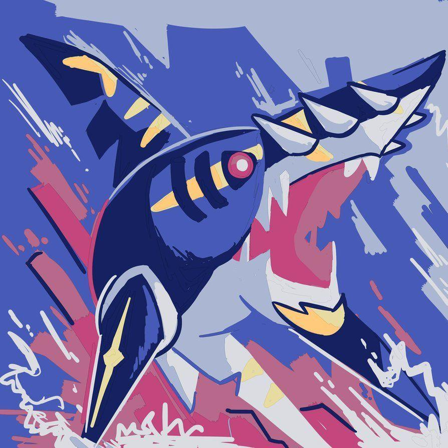 Mega Sharpedo by Jacanacow.deviantart on @DeviantArt