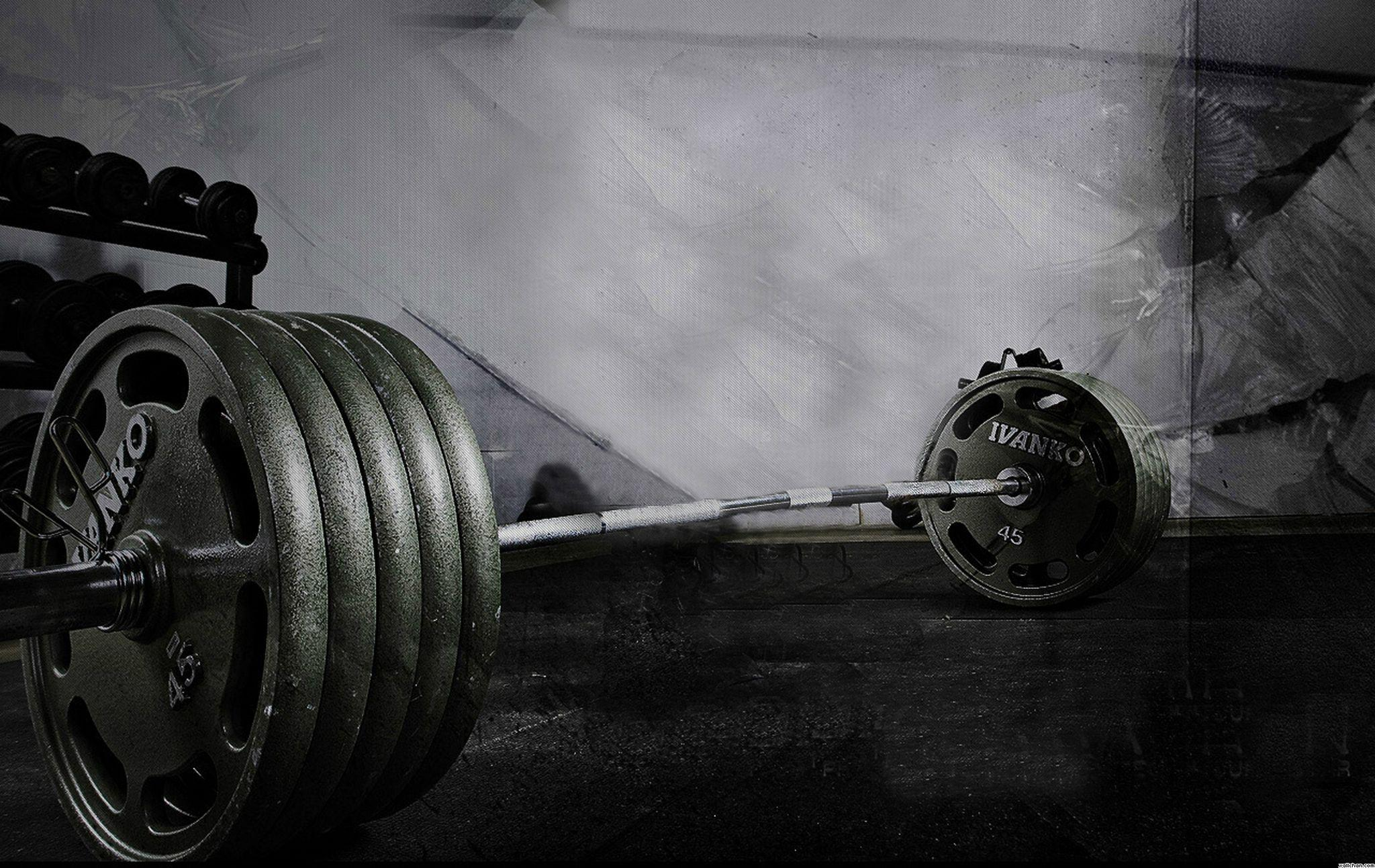 41+ Barbell Wallpapers