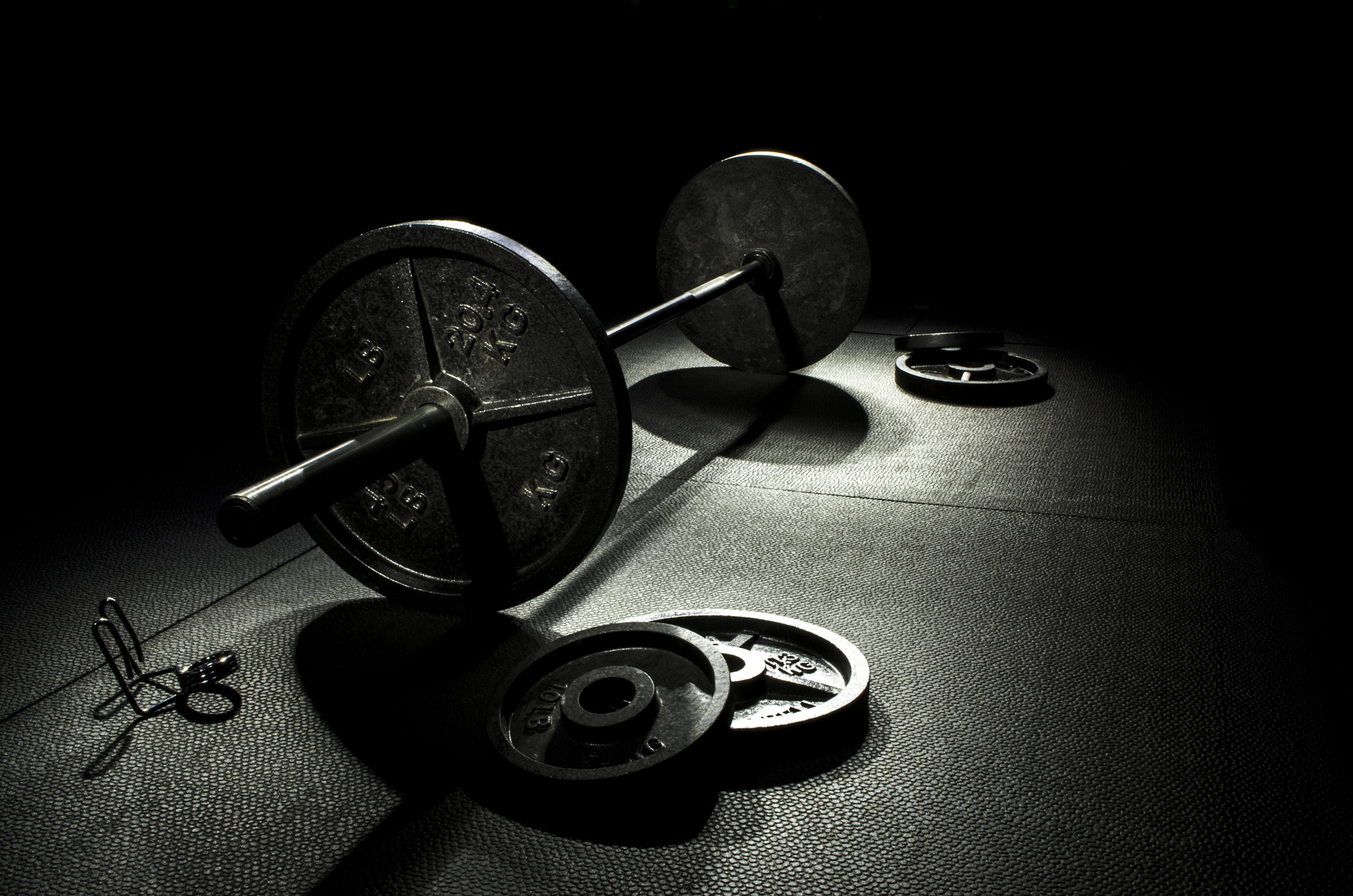 Barbell FHDQ Wallpaper Download, Necole Avila | 3D Environment ...